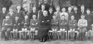 Brother Doherty's class - early 1950s