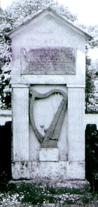 Russell Memorial in Dunnahane, Co Cork, erected 1953